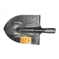 Лопата штыковая остроконечная из рельсовой стали МАТиК (МАТИК) (М2.3)