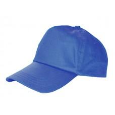 Кепка-бейсболка летняя (цв.синий)