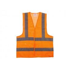 Жилет сигнальный р-р 56-58 (оранжевый)
