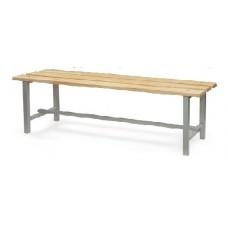 Скамейки для раздевалок с деревянным сидением, цена.