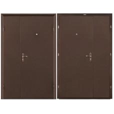 Металлическая дверь Промет  ПРОФИ DL полуторка