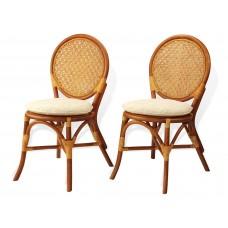 Комплект из двух стульев 04/18 NEY