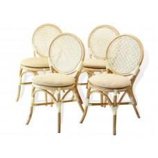 Комплект из четырех стульев 04/18 NEY