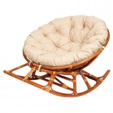 Кресло-качалка из ротанга «PAPASAN» 23/01D