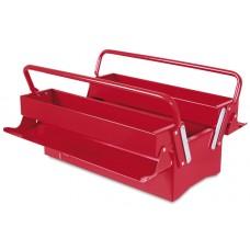 Ящик для инструмента металлический, раздвижной, 3 отделения  (TAYG) (185007)