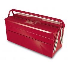 Ящик для инструмента металлический, раздвижной, 5 отделений 505 TAYG (188008)