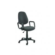 Кресло COMFORT серый, черный