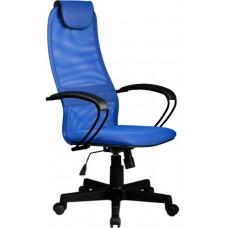 Кресло METTA BP-8PL 23 Синяя сетка