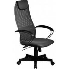 Кресло METTA BP-8PL 21 Серая сетка