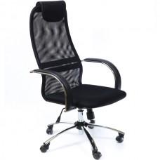 Кресло METTA BK-8CH 20 Черная сетка