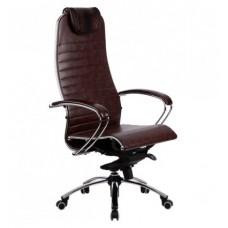 Кресло METTA Samurai K1 коричневый